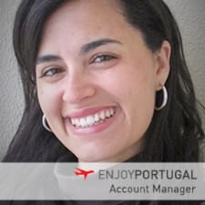 Enjoy Portugal is the host.