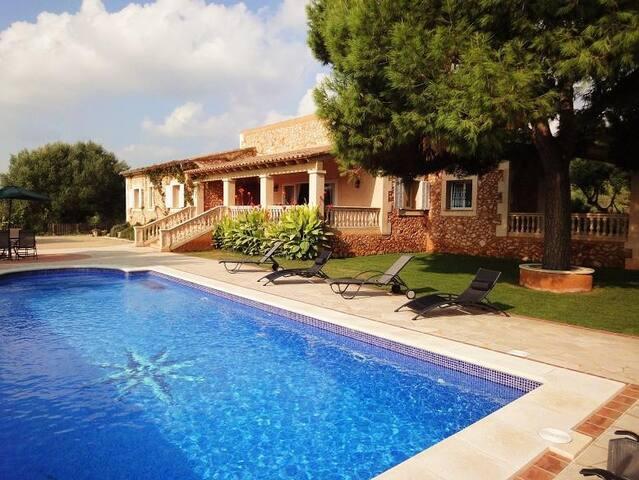 Villa Sol - Calas de Mallorca, Mallorca - Cales de Mallorca - Villa