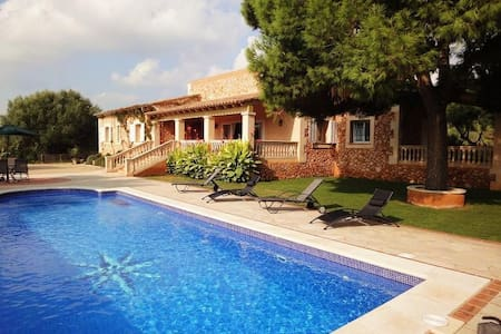 Villa Sol - Calas de Mallorca, Mallorca - Cales de Mallorca - Vila