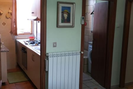 COSY ITALIAN APARTMENT NEAR GREAT WHITE BEACH - Sant'Andrea Ionio Marina - Apartment