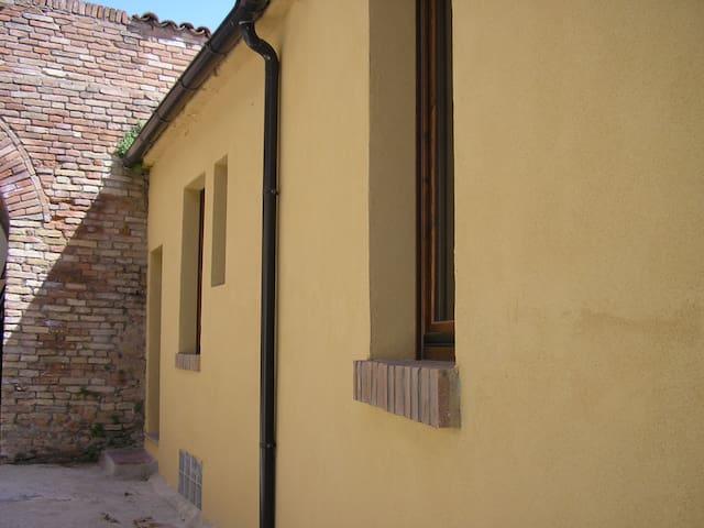 CASA VACANZE VICINO A URBINO - Montecalvo In Foglia - Casa
