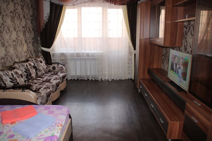 Комфортабельная однокомнатная квартира класса Люкс