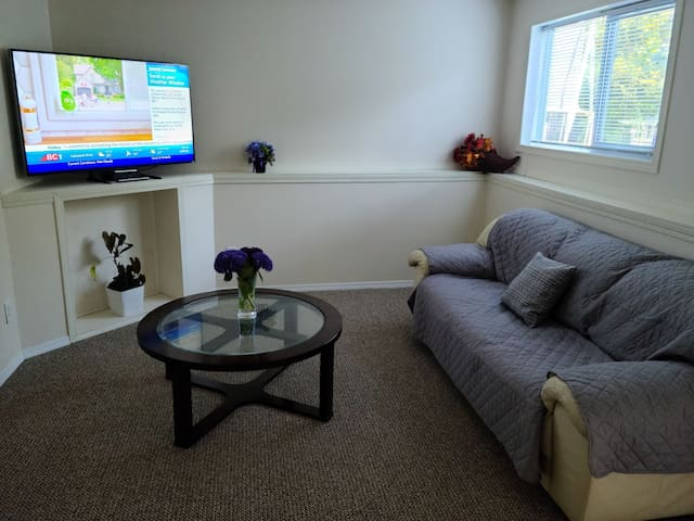 2 Bedroom Guest Suite in Departure Bay, Nanaimo BC