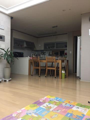 동탄1기 아파트