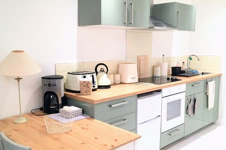 Beautiful open plan studio apartment - sleeps 2