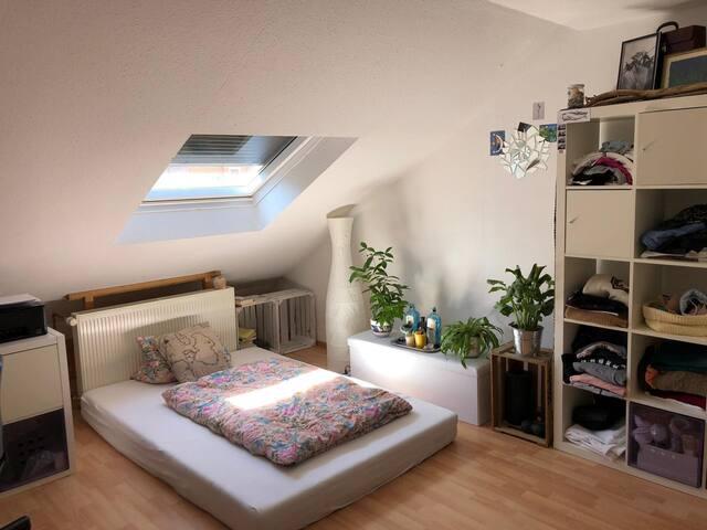 Zimmer im Herzen Landaus