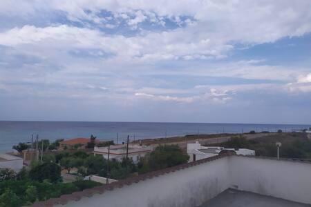 Grande villa sul mare