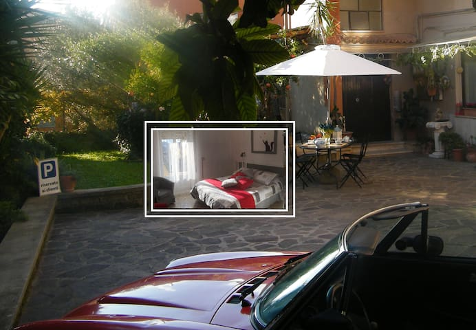 artbedandbreakfast - CATS Room - Monterotondo - Bed & Breakfast