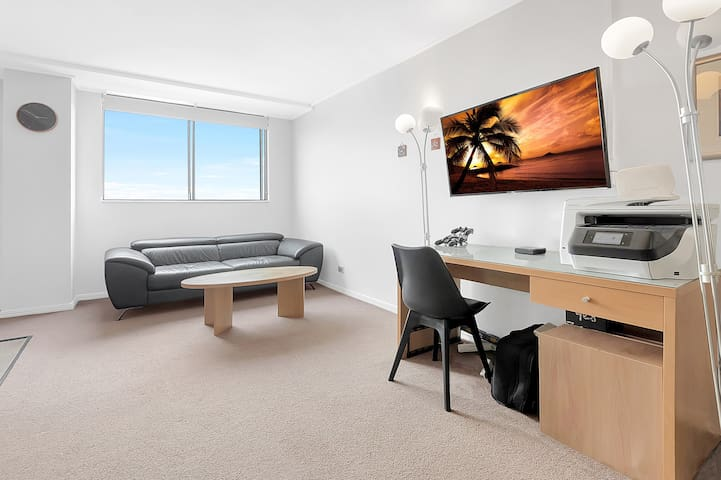 Sydney city view hotel apartment