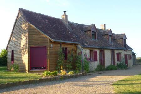 Belle maison de caractère à 15 min du Mans - Souligné-Flacé - Talo