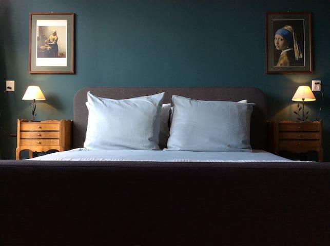 Slapen en recreeren in historische stad Kampen