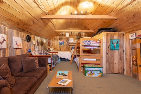 Bluebird Farm Barn Loft