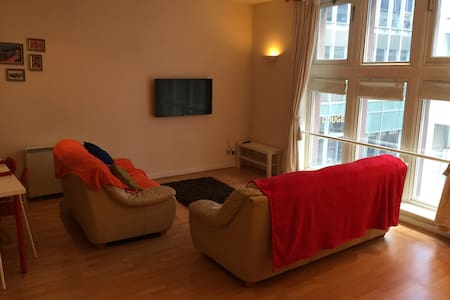 Luxury 2 bedroom apartment in fabulous location - Sheffield - Apartamento