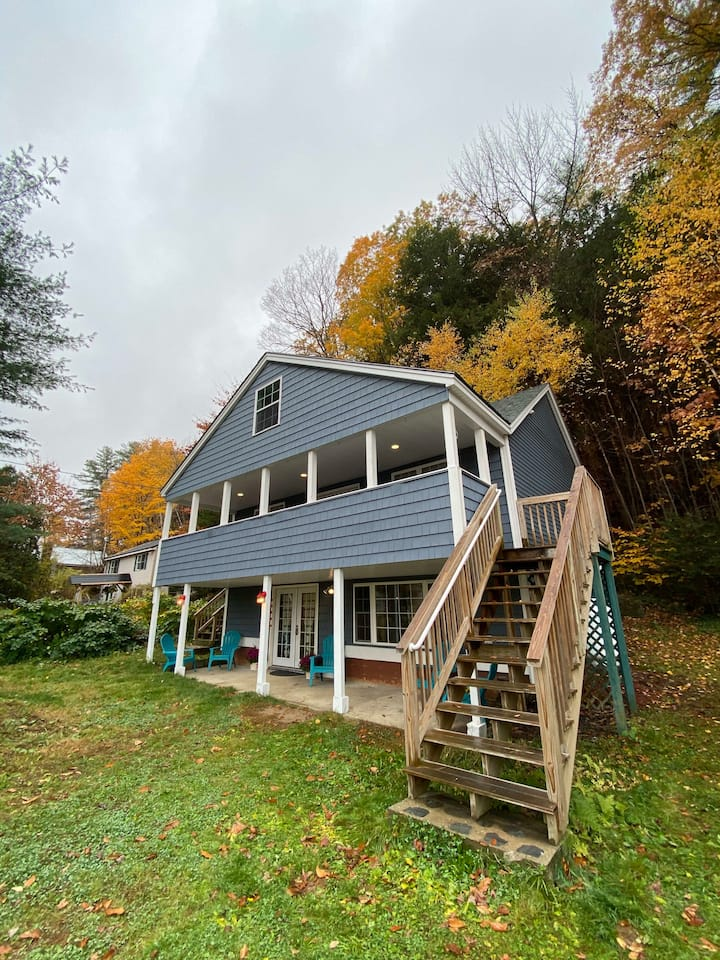 Easy Access to Ragged Mtn.- Perfect for Families