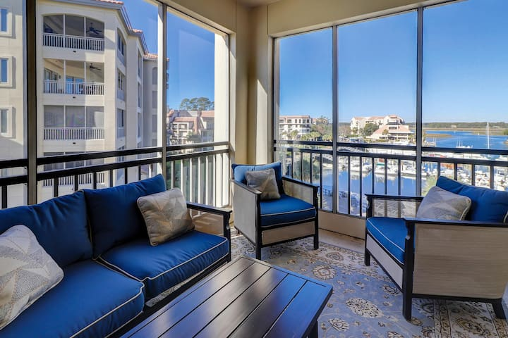 306 Main Sail 2 BR Shelter Cove Palmetto
