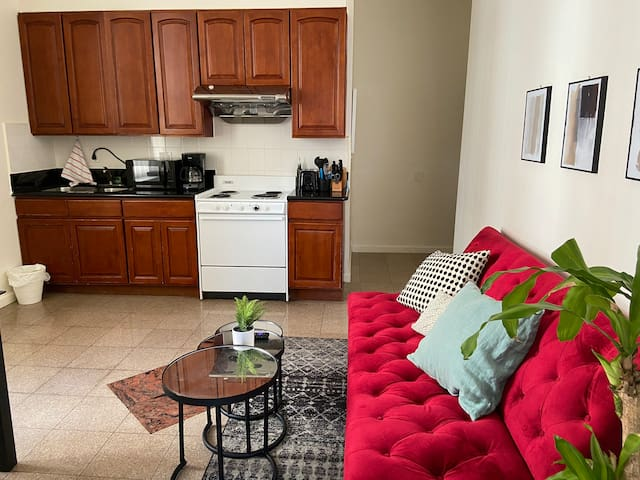 2 Bedroom Apt in the Heart of Philly (2A)