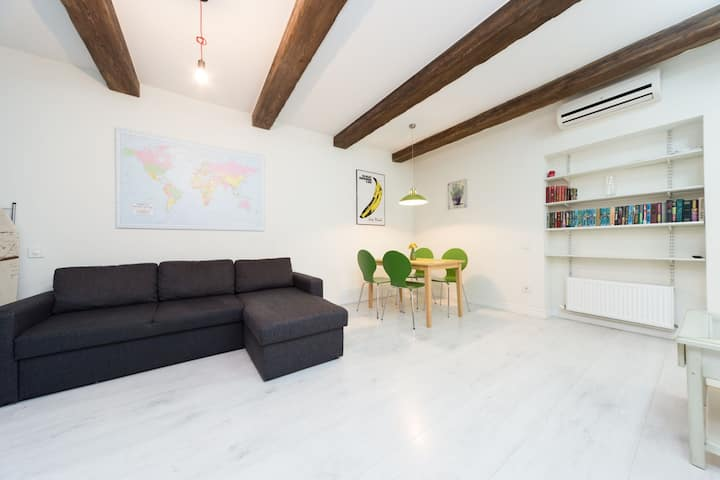 Сozy apartment in the center of Odessa