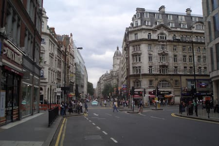 Cute 2BR Flat Near The Covent Garden - Greater London - Wohnung