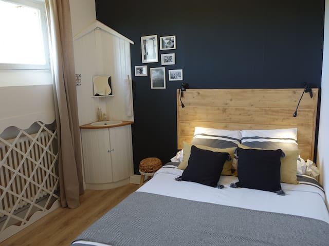 Chambre cosy à 25 km de La Rochelle