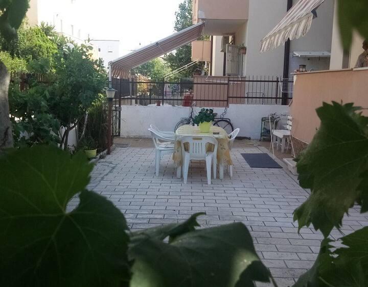 Il Chicco d'uva - Grazioso monolocale con terrazzo