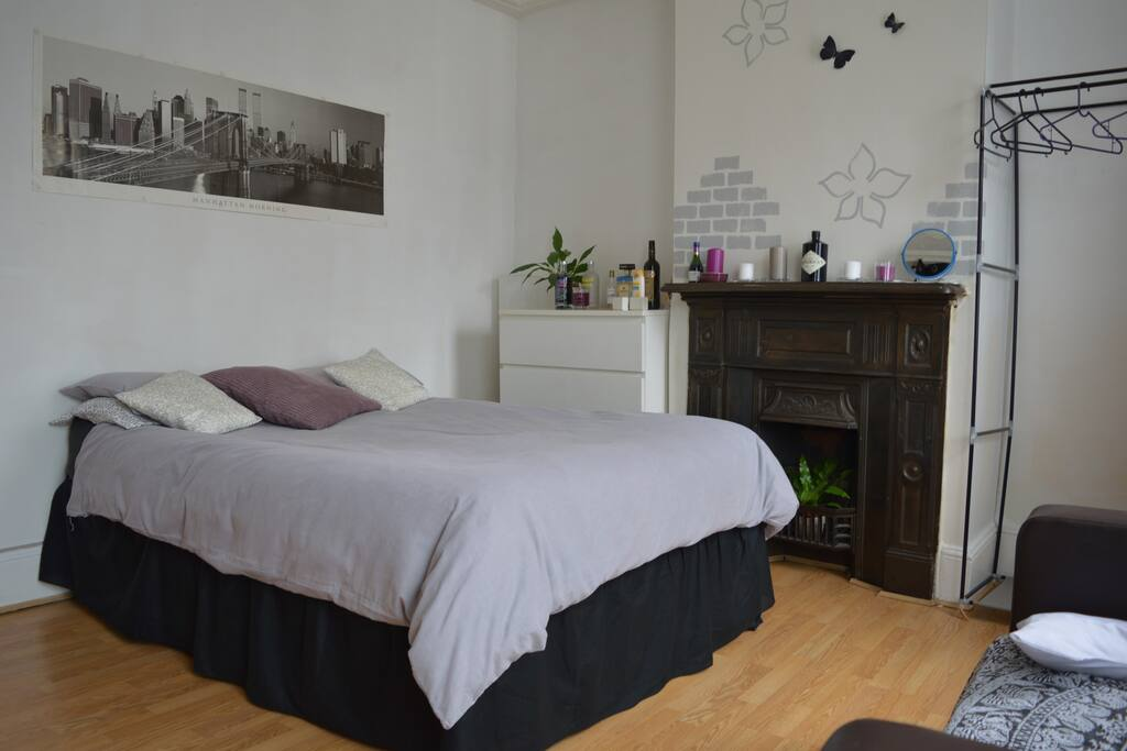 City centre bedroom next to all london attractions maisons louer londre - Airbnb londres centre ...