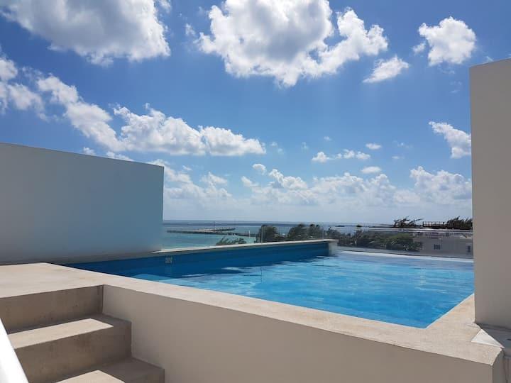 Villa Campos / 1BR, No Deposit