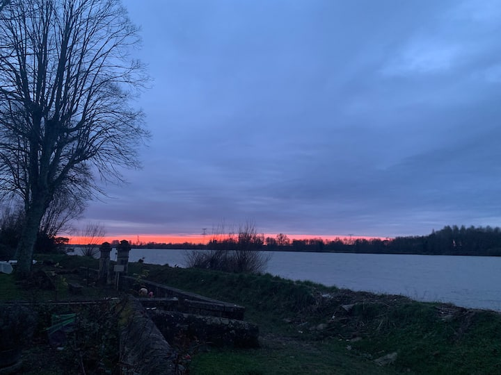 Havre de paix à 15 mn de Bordeaux