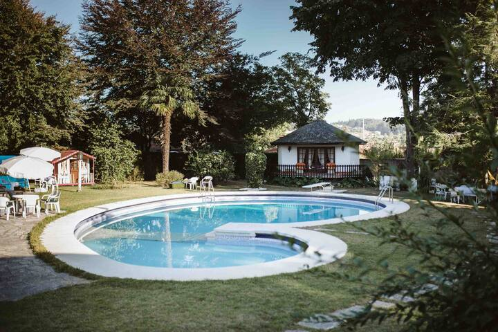 1 - Family Vila with Pool - Countrylife