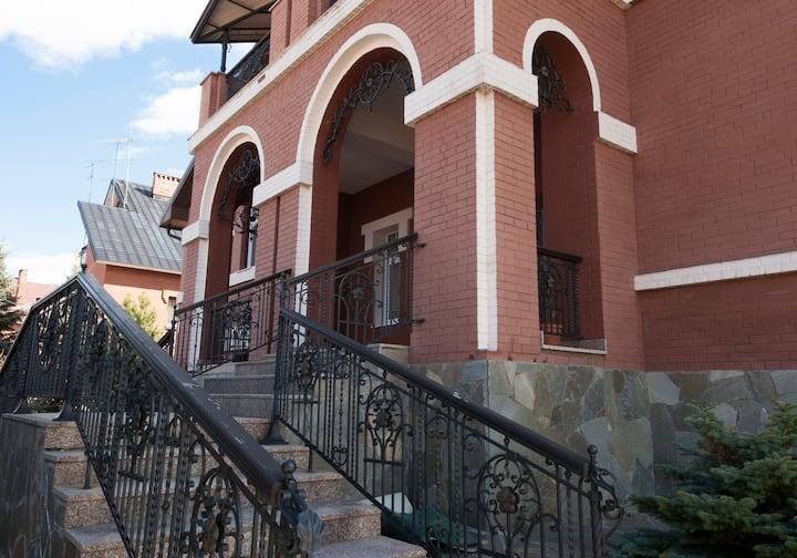 Grand Villa ( двухместный люкс 40 кВ.м)