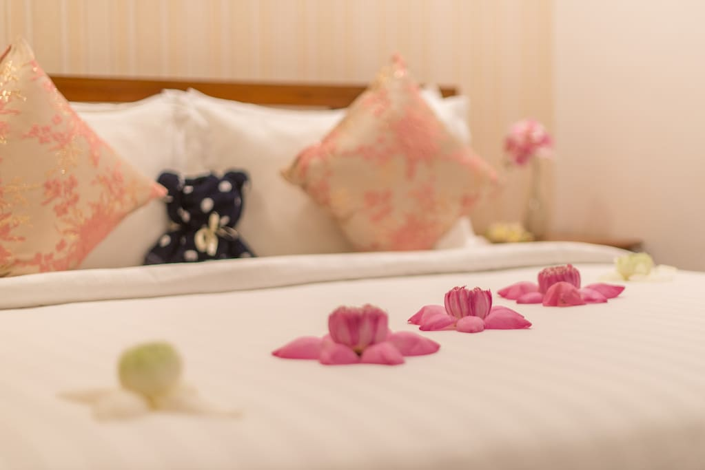 Chayra Angkor Hotel Bed room