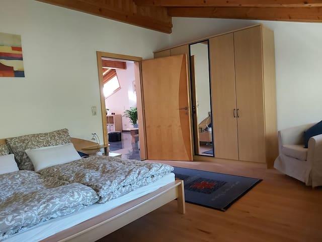 Schlafzimmer1  Obergeschoß
