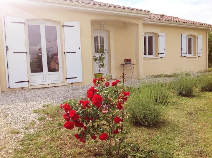 Charmante maison près de Bergerac