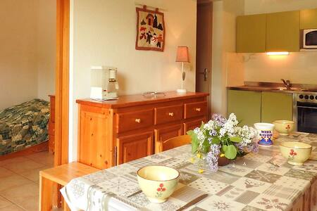 Appartement cosy - Villarodin-Bourget