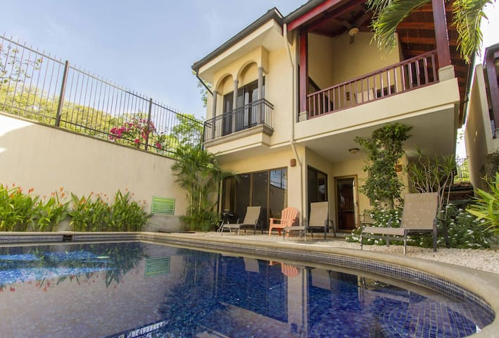 Villa Costa Grande #2 - Beautiful, 2 story, 3 bedroom townhome in Playa Grande!