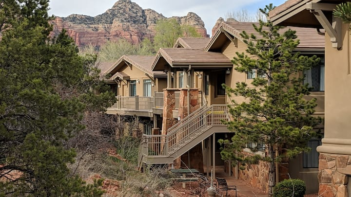Sedona, One Bedroom Deluxe