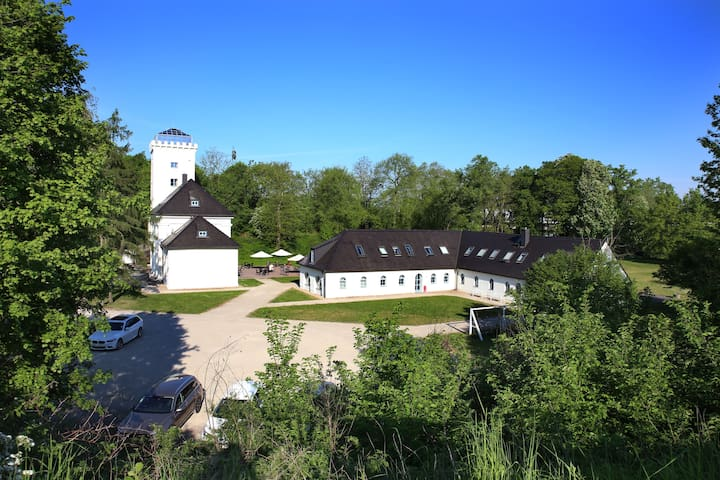 Elbzollhaus - Dessau-Roßlau - Aamiaismajoitus