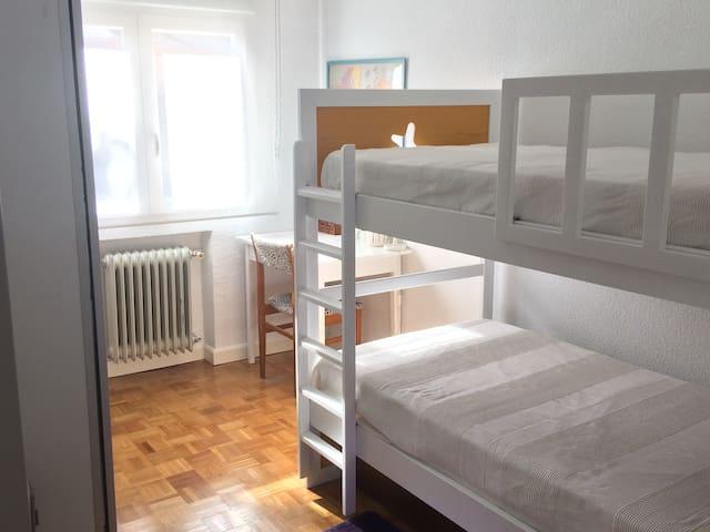 Tranquila y bonita habitación