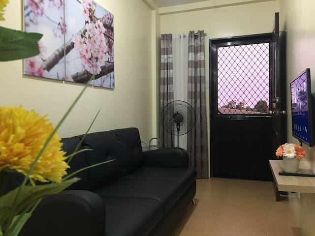 2BR 1CR Garage Fully Furnished FastWiFi (Unit-G)