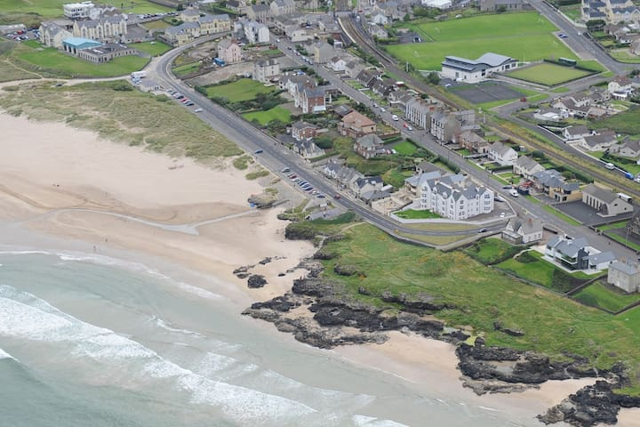 Luxury Apartment, The Promenade, Castlerock - Castlerock - Apartamento