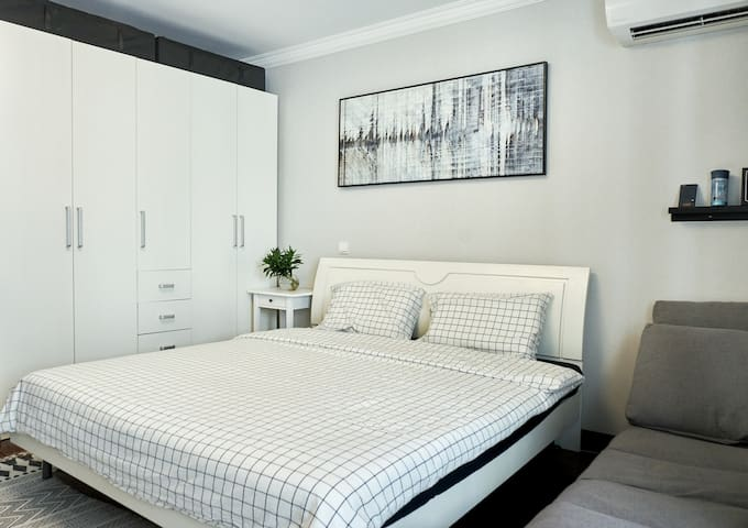 Perfect Master Room into Cultural Shanghai - Changning - Apartment