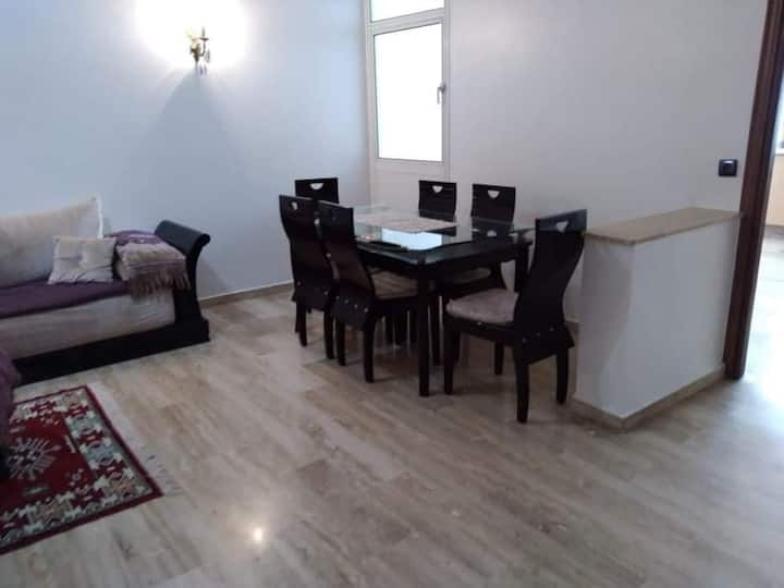 Charmant appartement au centre ville de casablanca
