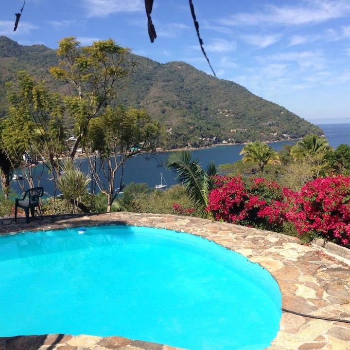 Yelapa Rental - Casa Sanctuary, Private Pool