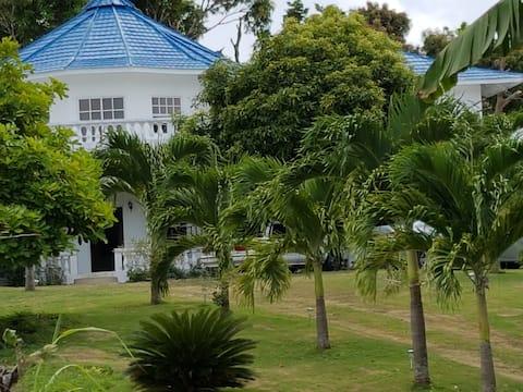 Secluded Caribbean beach house (Room # 1 of 4)