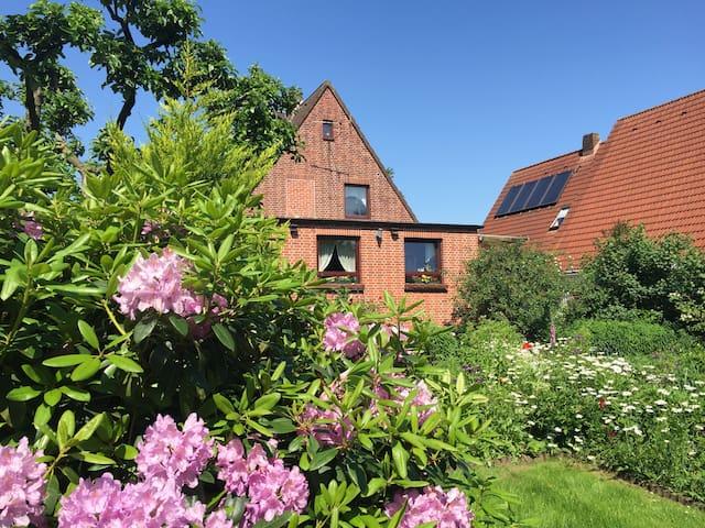 Ruhige Ferienwohnung in Cuxhaven - Cuxhaven - Appartement