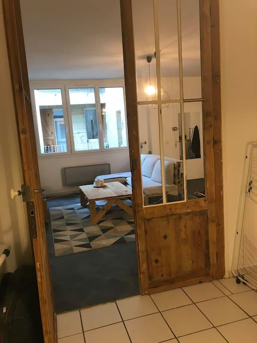 Appartement au c ur de bordeaux appartements louer for Location appartement bordeaux 50m2