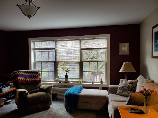 Apt-On-Hudson in town by Ski Resorts(Ask4WEEKLY+)