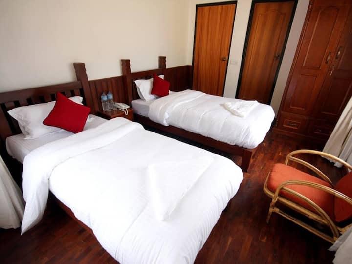 Twin Room - Eco Home Kathmandu