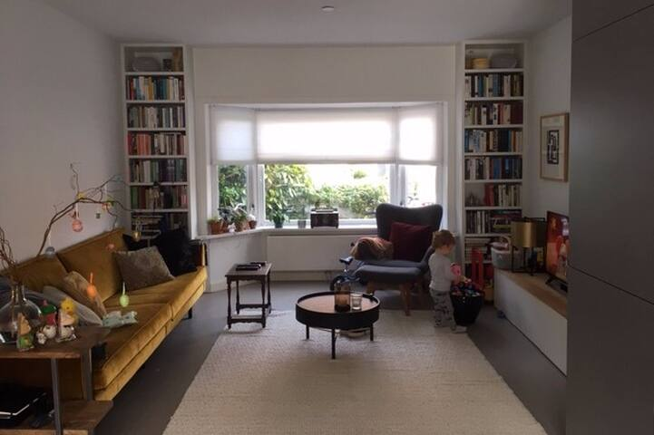 Cosy family home (20 min city center Amsterdam)