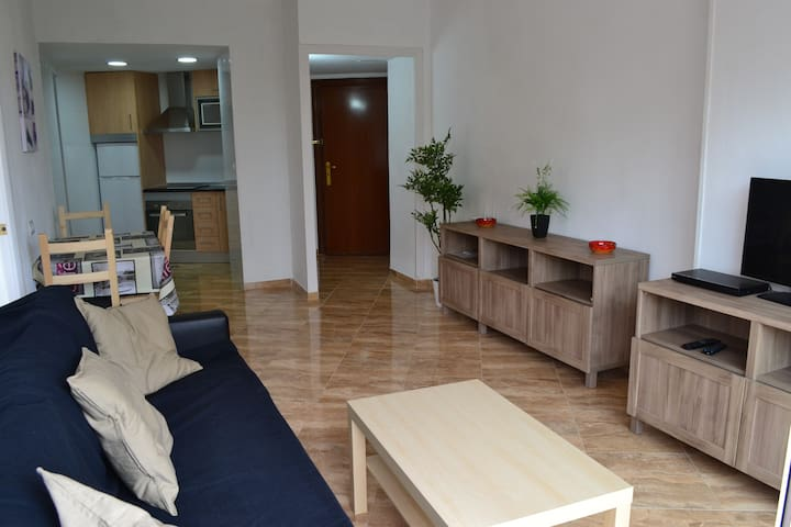 Recently refurbished apartment
