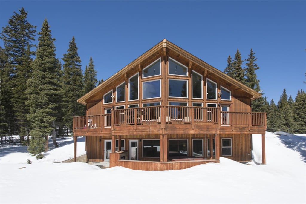 Chalet Elevation offers professional hospitality services located in the high alpine neighborhood of the North Star Village, only 9.3 miles from Main St. in Breckenridge.